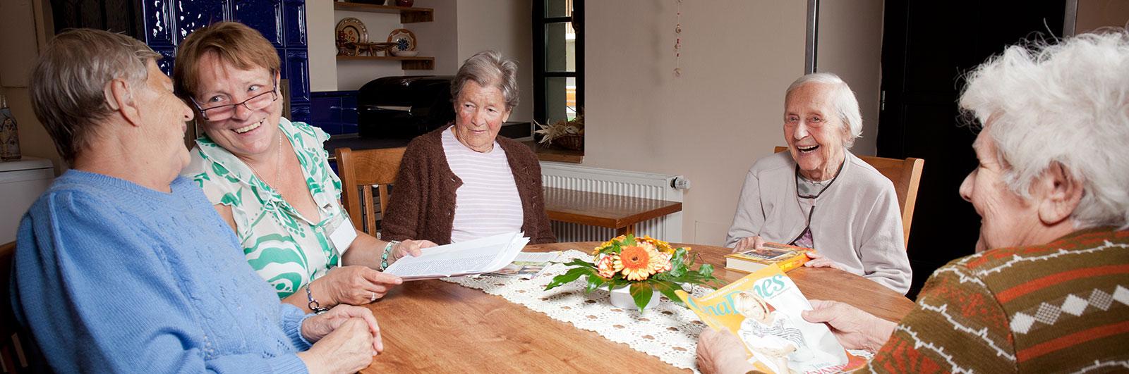 Domov seniorů